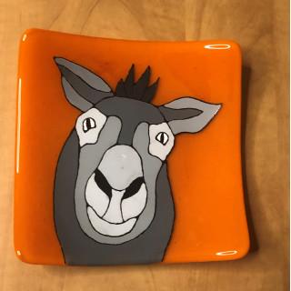 Donkey Plate